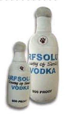 Haute Diggity Dog Arfsolut Vodka Dog Toy, Small, My Pet Supplies