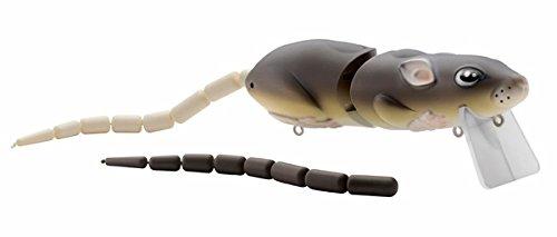 Mouse Lure (Spro SRT40Z1BRN BBZ-1 Rat 40 Jr. Fishing)