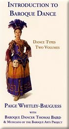 Baroque Period Costumes (Introduction to Baroque Dance: Dance Types)