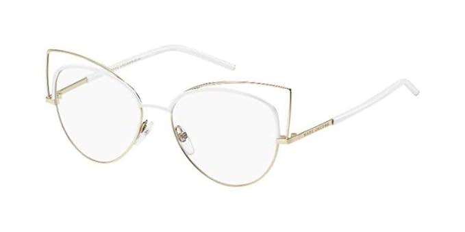 da00c41d85 Amazon.com  MARC JACOBS Eyeglasses MARC 12 0U05 Light Gold 53MM ...