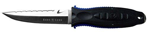 Aqua Lung Big Squeeze SS - Drop Point Dive Knife - (Big Squeeze Knife)
