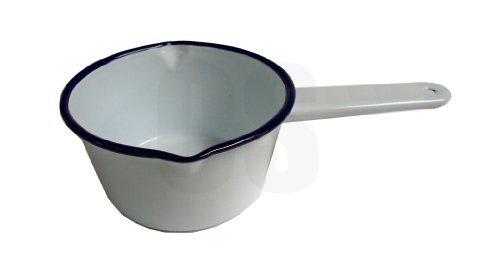 Falcon Enamel - Falcon Enamel Sauce Gravy Soup Milk Pan 14cm White
