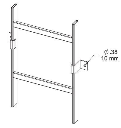 ladder wall bracket - 8