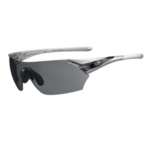 Tifosi Podium 1000100601 Shield Sunglasses,Metallic Silver,143 - Podium Sunglasses