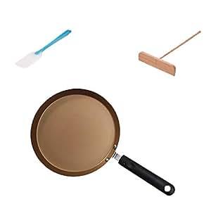 Amazon.com: Sartén antiadherente para cocina con base de ...