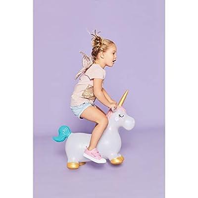 SunnyLIFE Kid's Hopper Ball - Bouncy Inflatable Children's Toy: Toys & Games