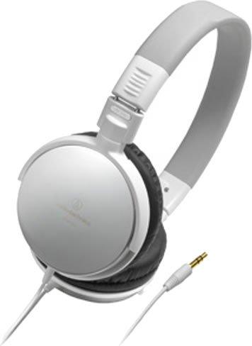 Portable White Headphones Wh (Audio Technica ATH-ES7 WH White | Portable Headphones (Japan Import))