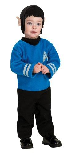 Mr. Spock Toddler Costume - (Baby Star Trek Costume)