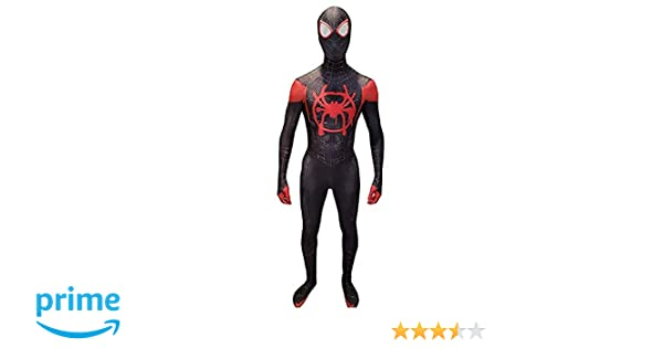 ComicCosplay Miles Morales Cosplay | Spiderverse Homecoming Spiderman Cosplay