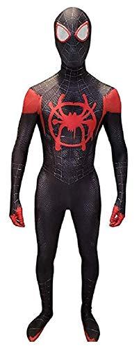 ComicCosplay Miles Morales Cosplay | Spiderverse Homecoming Spiderman Cosplay