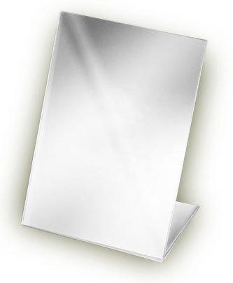 Amazoncom Free Standing 5x7 Acrylic Photo Holder Can Display
