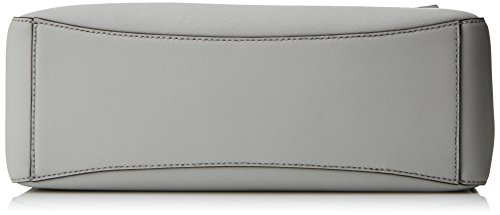 Michael Kors Walsh - Borse a secchiello Donna, Grey (Aluminum), 11x29x31.5 cm (W x H L)