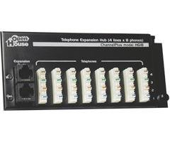 (Open House H618 4 X 8 Telephone Expansion Hub)