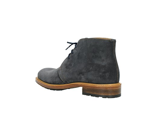 Suede Blue Chaussures à 40800 nbsp;Milan lacets 09404 Confort Wolky Ta8q0w1n