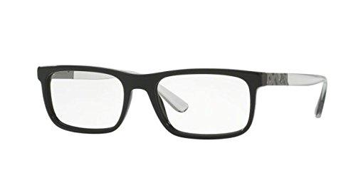 Burberry Men's BE2240 Eyeglasses Black 55mm