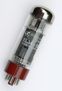 Jellyfish Audio EL34 EL34B válvula de Marshall y otros guitarra / Amplificadores de alta fidelidad