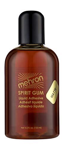 Mehron Makeup Spirit Gum (4.5 oz) (Matte)]()