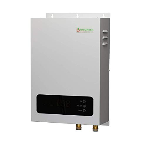 No Lime Scale Cost Effective Corrosion Free Infrared Tank Less Instant Hot Water Heater No Algae 220v No Bacteria Sio Green Ir260 Pou Electric Tankless Water Heater 240v 10a 30a 6kw