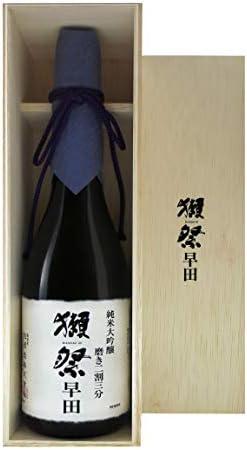 獺祭 (だっさい) 早田 純米大吟醸 磨き二割三分 720ml 【専用木箱付き】