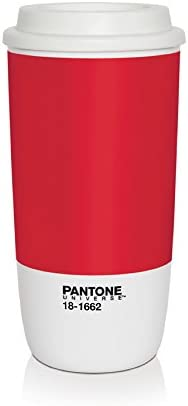 picture of Pantone Universe Thermo Cup Flame Scarlet