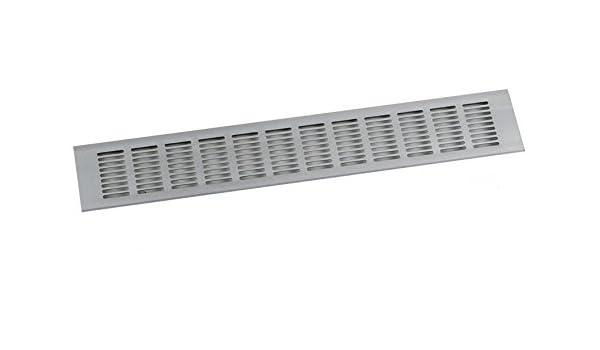 80 mm aluminio rejilla ventilación rejilla ventilación Chapa de ...