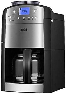 RUIXFCA Cafetera automática,Cafetera Espress para Espresso y ...