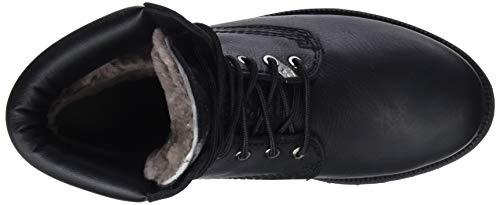 Klassische Herren JACK Igloo PANAMA Black Schwarz 03 Stiefel C13 Panama qXxT5