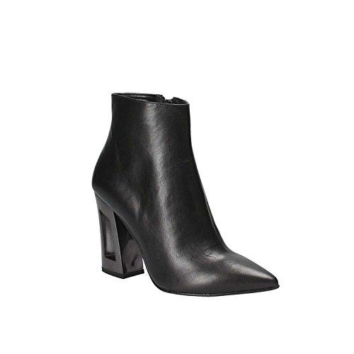 GRACE SHOES 0608 Ankle Boots Women Black 8YZTHb1s