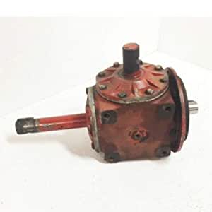 All States Ag Parts Used Gearbox Assembly Hesston 1170 8100 8200 8400 Case IH 8380 8840 700706595