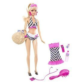 Barbie 50th Anniversary Then & Now Bikini Doll (Barbie Dolls Then And Now)
