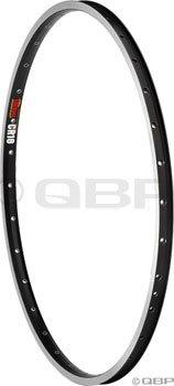 SunRingle Sun CR-18 26 32 Hole Black with Silver Sides Mtn Rim ABT Advanced Brake Track
