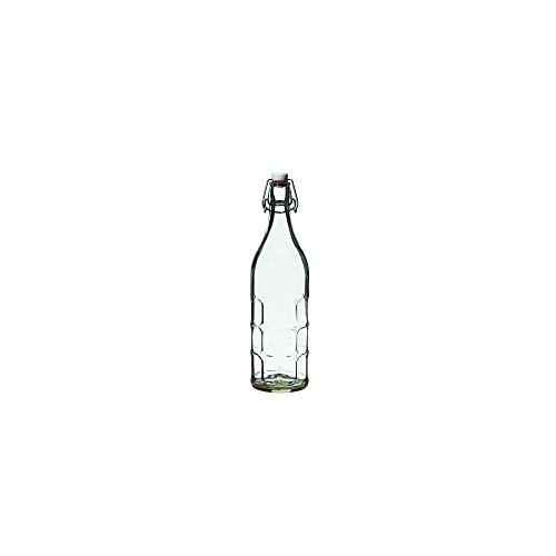 "Bormioli Rocco 4953Q512 34 oz ""Moresca"" Decanter Bottle - 20"