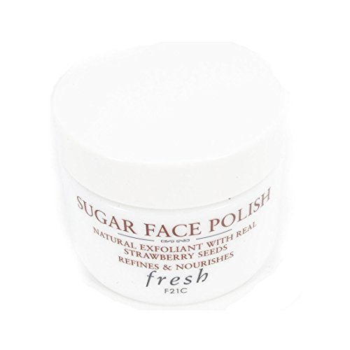 Fresh Sugar Face Polish Natural Exfoliant 1 Oz / 30 Ml