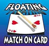 Floating Match Magic Trick