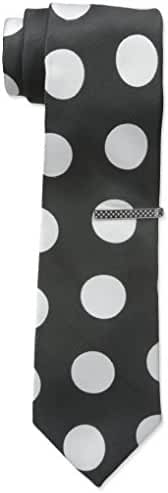 Nick Graham Men's Coin Dot Tie