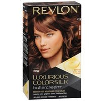 Revlon Luxurious Colorsilk Buttercream Medium Brown 41N(2 Pack)
