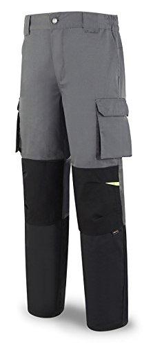 Marca 588-PGN4648 - Pantalon Gris/Negro Sport 4648