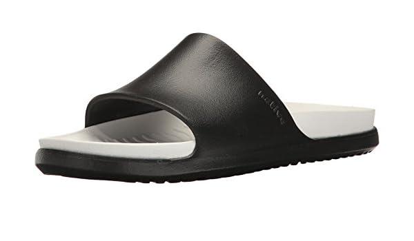 08978801351 Native Shoes Unisex Spencer LX Jiffy Black Shell White Sandal