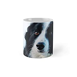 Teddy, Border Collie Mug(One Size) 1