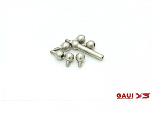 Gaui Ball - GAUI X3 Swash Plate Ball Head screw set 216340