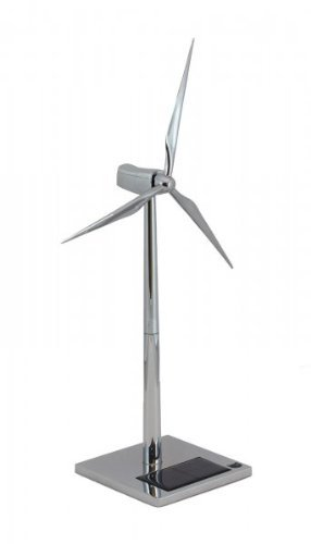 FatCat FCP1084 Solar Wind Turbine-Silver Metal (Wind Turbine Model compare prices)