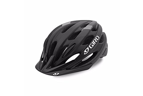 Xl Extra Helmet Large (Giro Bishop XL Cycling Helmet,Black/Charcoal)