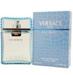 Versace Versace Man Eau Fraiche Edt Spray 3.4 Oz 3.4 OZ 3.4 OZ