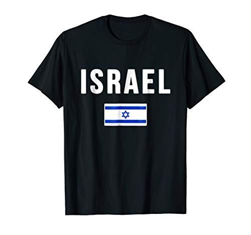 Israel Flag T-shirt - Israel T-shirt Israeli Flag .