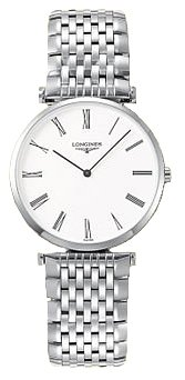 Longines Men's L47094116 La Grande Classique Analog Quartz Stainless Steel (Longines Quartz)