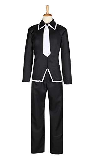 - HOLRAN Mens Costume Fruits Basket Cosplay Costume (Custom Made, Black)