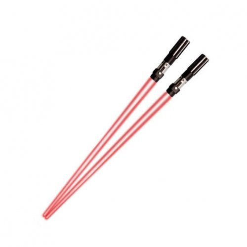 (Kotobukiya Star Wars: Darth Vader Light Up Chopsticks)