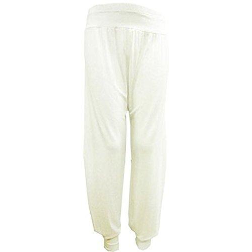 os Smooth Baba para Alibaba Ali o Tama Pantalones a Edad Blanco as Ael 13 Harem 7 ni Pantalones New w4TT8q