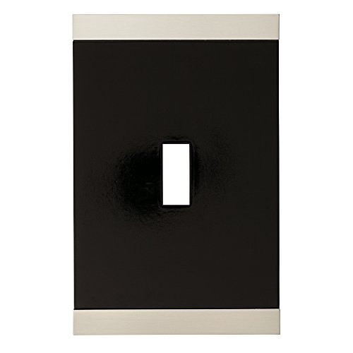 Franklin Brass 135754 Basic Stripe Single Toggle Switch Wall Plate / Switch Plate / Cover