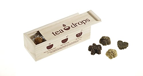 Tea Drops Sampler Box box